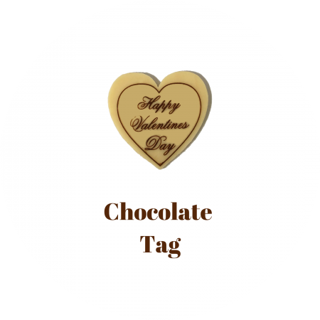 CHOCOLATE TAG