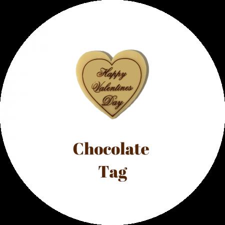 CHOCOLATE TAG